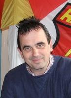 Trainer DOSR 2, Wally Gallert