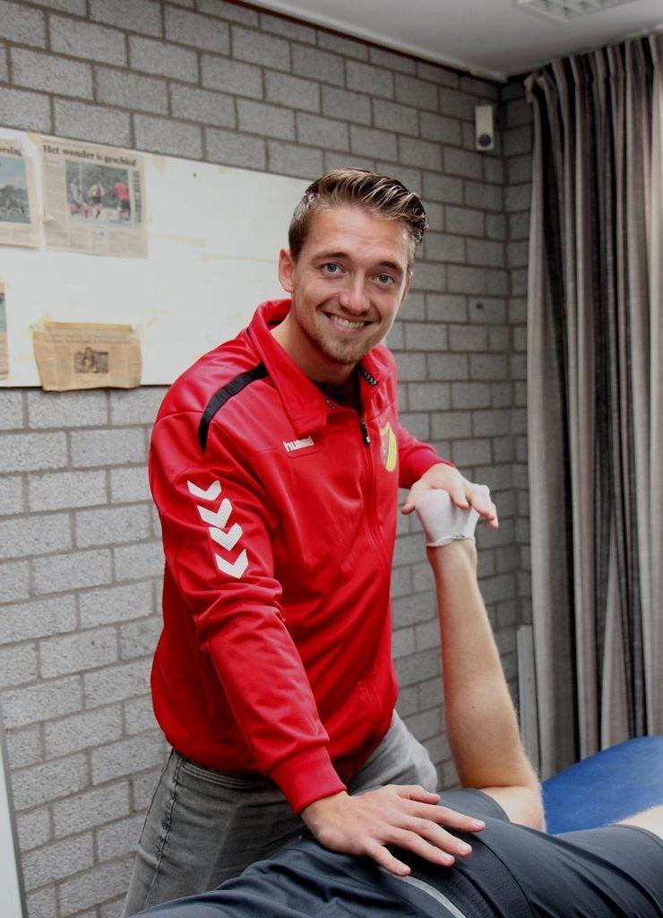 Fysiotherapeut DOSR, Jeroen Pisaart