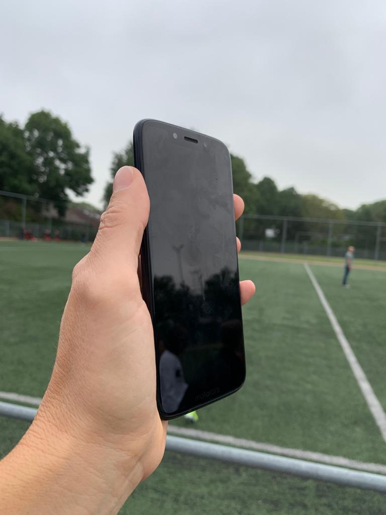 Gevonden voorwerp: mobiele telefoon