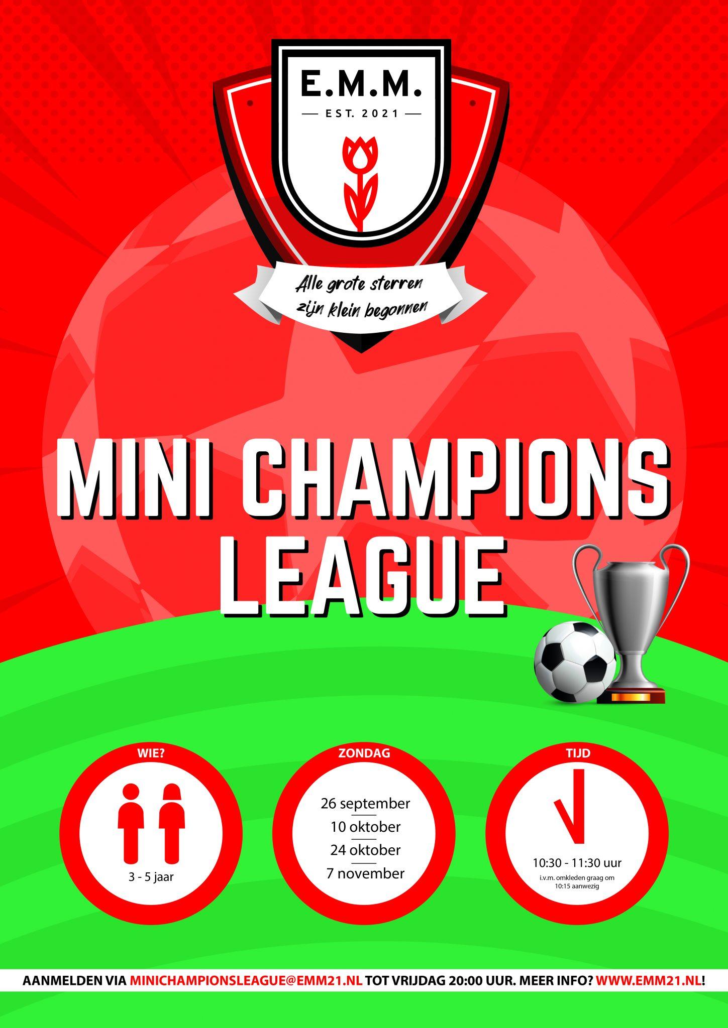 Mini Champions League