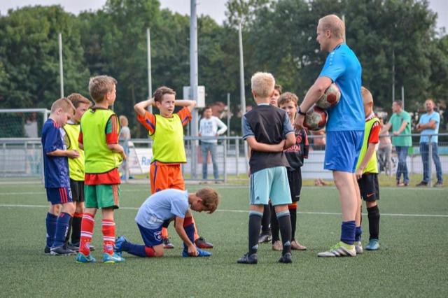 Voetbalschool Kaag en Braassem, Najaarscursus 2021