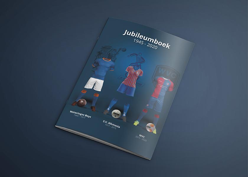 Jubileumboek te koop bij Veenerick